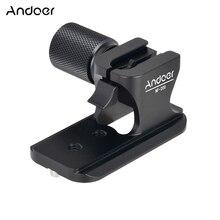 Andoer NF 200 Kim Loại QR Phát Hành Nhanh Arca Thụy Sĩ Loại Ống Kính Tấm CNC Chế Biến Cho Nikon 70 200Mm F/2.8 VR Và VRII Ống Kính