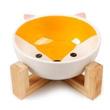 Семейный обеденный стол для домашних животных кормушка мультяшная