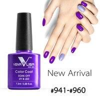 61508-Nail-Factory-Supply-New-Venalisa-Nail-Art-Design-60-Color-Soak-Off-UV-Gel-Paint-Lacquer-Nail-Polish-UV-Nail-Varnish-Gel-1