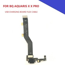 USB Charging Board with Flex Cable For BQ Aquaris X X PRO Mo