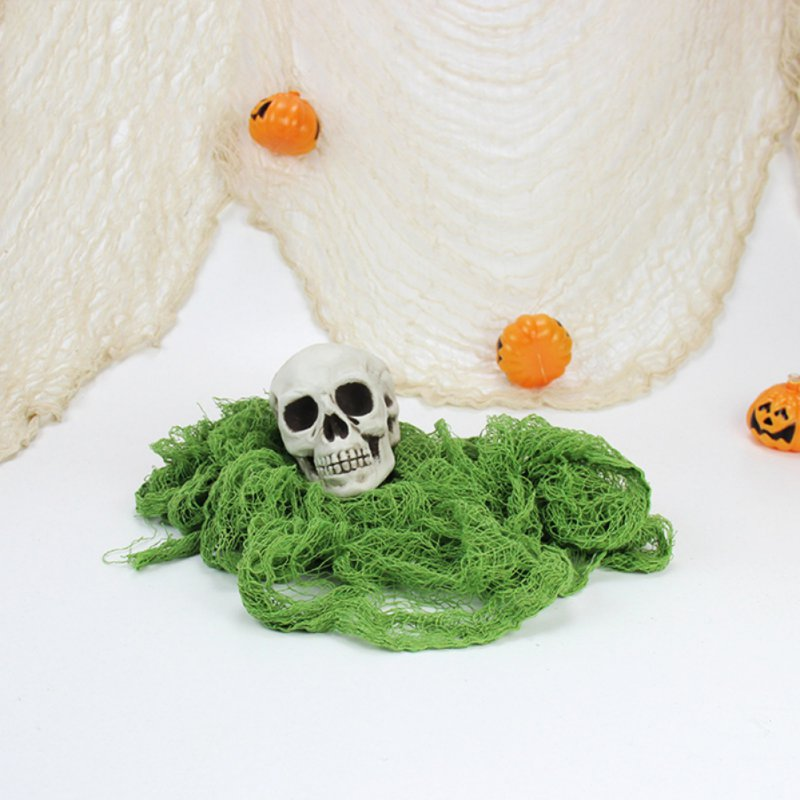 Halloween Creepy Cloth Loose Weaved Hollween Party Spooky Haunted Decor Props Party Holiday DIY Decorations in Party DIY Decorations from Home Garden