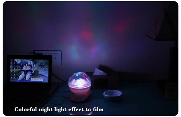 Realistic Aurora Star Borealis Projector  (10)