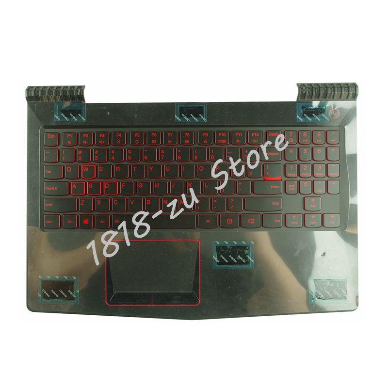 Original New For Lenovo Legion Y520-15IKBN Y720-15IKB US Backlit Keyboard
