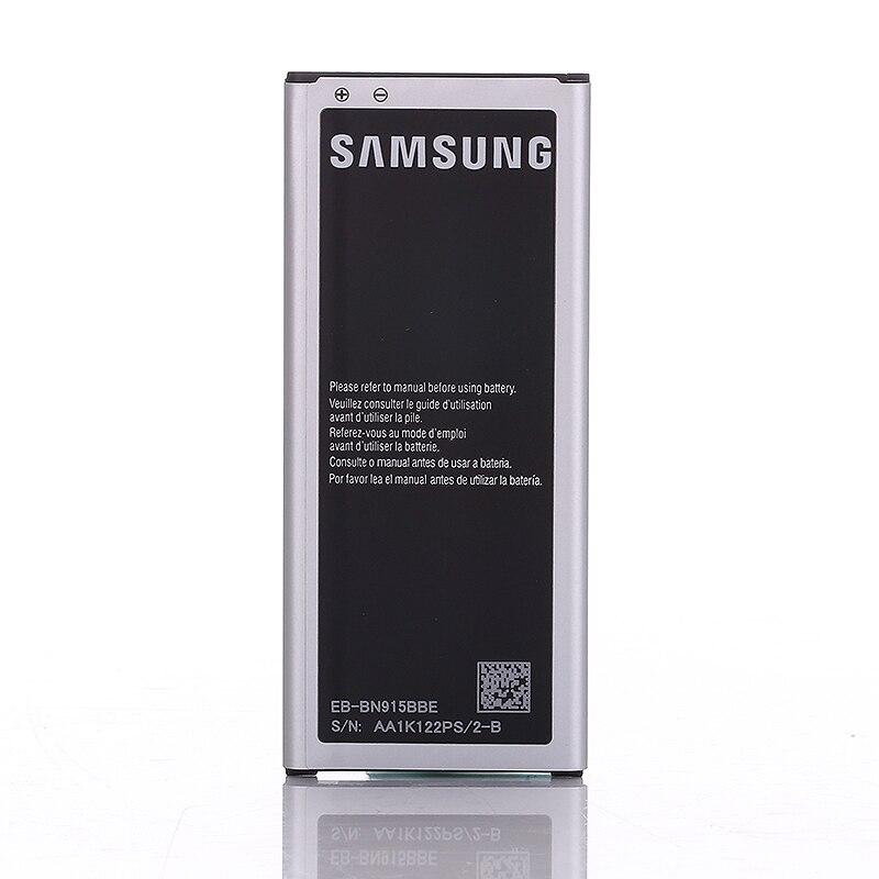SAMSUNG Original Batterie Für Samsung GALAXY N915K N915F N915S G9006V N915L SM-N915G Hinweis Rand N9150 EB-BN915BBC N915FY N915D