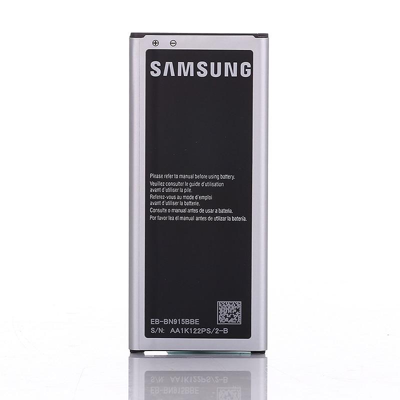 SAMSUNG Original Battery For Samsung GALAXY N915K N915F N915S G9006V N915L SM-N915G Note Edge N9150 EB-BN915BBC N915FY N915D