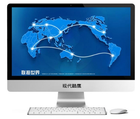CPU I3/i5/i7 RAM 2GB/4GB/8gb HDD 120Gb/1tb 24 Inch LCD Full HD 1080p Lcd Full HD Display Panel Office/Home Use DIY PC Desktops
