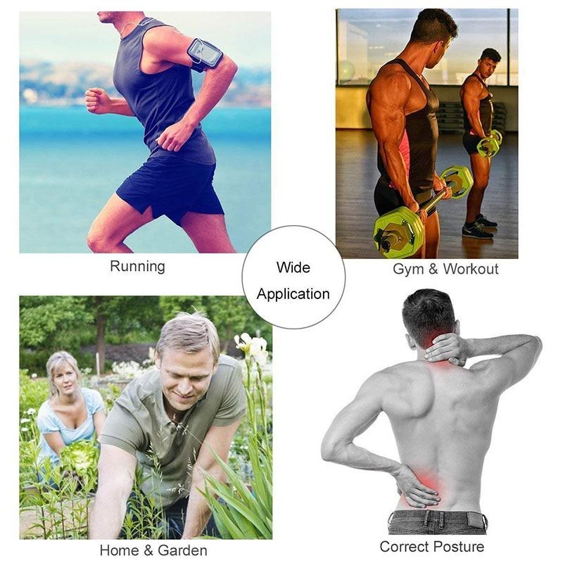 Sport Running Vest Slimming Reduction Shape Bodysuits Man T-Shirt Fitness Gym Sauna Muscular Development Weight Loss Fat Burning (9)