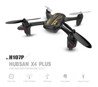 Mini Drone RC Hubsan H107P X4 Plus Remote Control Dron Pocket with Headless Mode Altitude Hold mirco Helicopter Quad copter RTF
