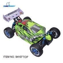 HSP гоночный XSTR PRO 94107TOP автомобиль с дистанционным управлением игрушки 1/10 электрический бесщеточный двигатель внедорожный Багги RTR
