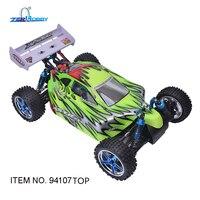 Игрушечная машина XSTR PRO 94107TOP дистанционного управления автомобилем игрушки 1/10 с электрическим приводом безщеточный OFF ROAD RTR багги