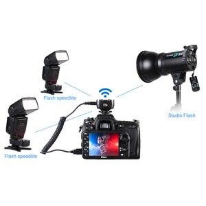 Image 5 - 3pcs YONGNUO RF 605 Wireless Flash Trigger RF 605C RF605C RF605N RF 605N  for Canon Nikon upgrade version of RF 603II