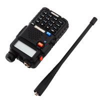 מכשיר הקשר dual band Baofeng UV5R מכשיר הקשר שני הדרך רדיו UV5R משדר 128CH 5W VHF UHF 136-174Mhz & 400-520Mhz Band Dual (4)