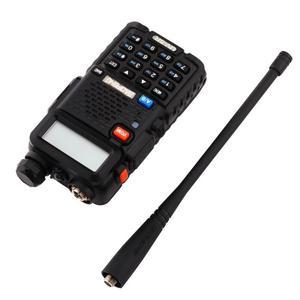 Image 4 - BaoFeng walkie talkie UV 5R two way cb radio upgrade version baofeng uv5r 128CH 5W VHF UHF 136 174Mhz & 400 520Mhz