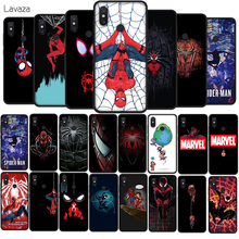 Lavaza Spider Man Far From Home Soft TPU Case for X