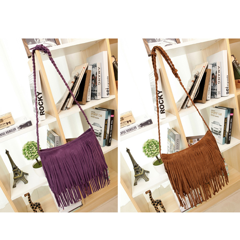 Fringe Tassel Hot Summer Vintage Bag 1