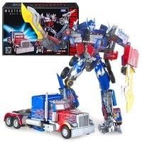 Transformed toy Toy Movie 5 US Version Master Optimus MPM04 C0893