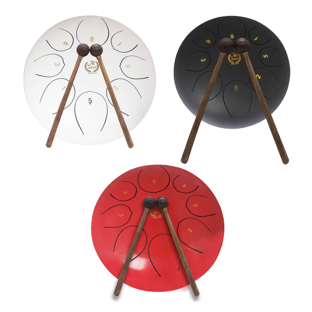 alpha-grp.co.jp Steel 5.5 In Percussion Instrument Hand Pan Drum ...