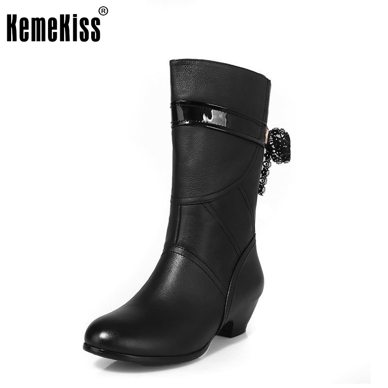 Free shipping over knee high heel boots women snow fashion winter warm footwear shoes boot  R4911 EUR size 34-40 rizabina women square heels over knee high heel boots women snow fashion winter warm footwear shoes boot p15645 eur size 30 49