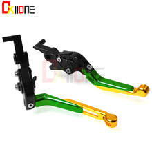 Motorcycle Accessories CNC aluminum adjustable brake clutch levers For Honda CB919 CB900F Hornet CB 919 900F 900 F 2001-2008