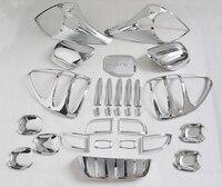 Салонные аксессуары весь комплект Чехлы для мангала для Toyota Prado FJ120 2003 2004 2005 2006 2007 2008 2009