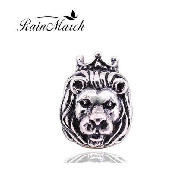 pandora charm lion