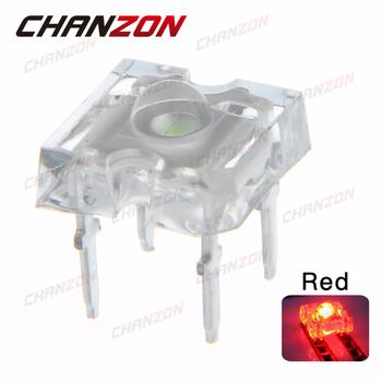 100 pcs 3mm dioda LED Piranha czerwony 2 V Super Flux przezroczyste okrągłe Top wyczyść obiektyw dioda elektroluminescencyjna lampa przez otwór żarówka LED tanie i dobre opinie 100F3T-YT-SRY-RE (3 mm SuperFlux LED) Nowy 1 9V - 2V (Free Shipping Drop Shipping for Retail Sample Order) CHANZON 20mA (High quality Electronic Component Supplier in China Shenzhen)