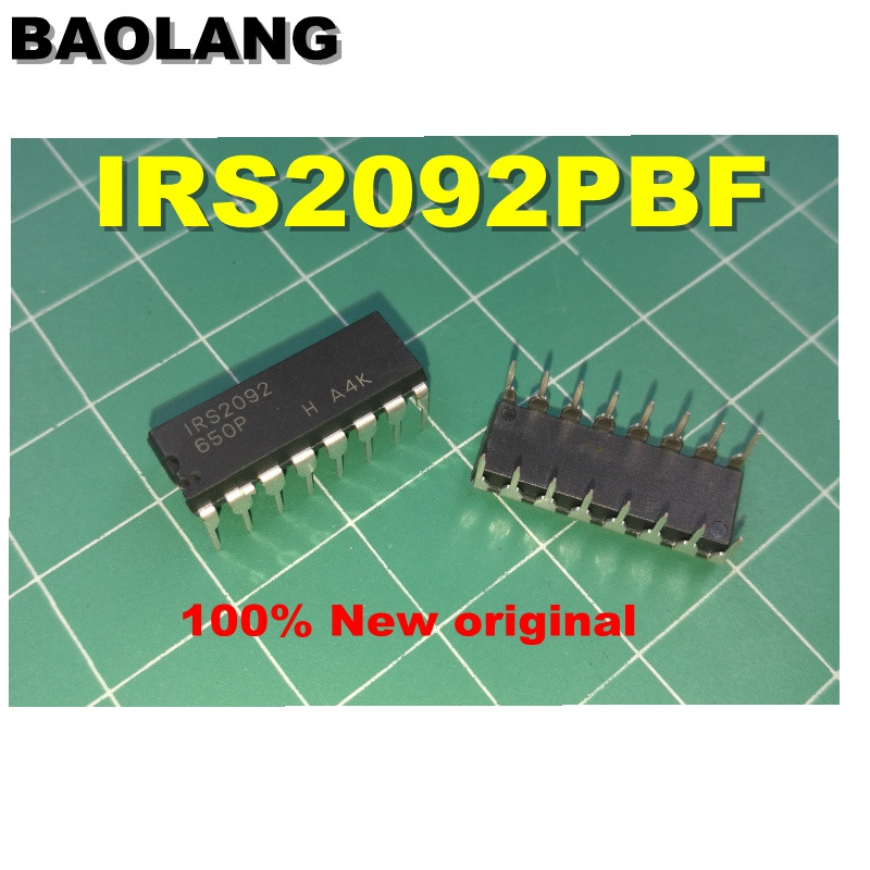 Free shipping! 5 pcs/lot IRS2092PBF IRS2092PB IRS2092P IRS2092 IC AMP AUDIO 500W MONO D 16DIPFree shipping! 5 pcs/lot IRS2092PBF IRS2092PB IRS2092P IRS2092 IC AMP AUDIO 500W MONO D 16DIP
