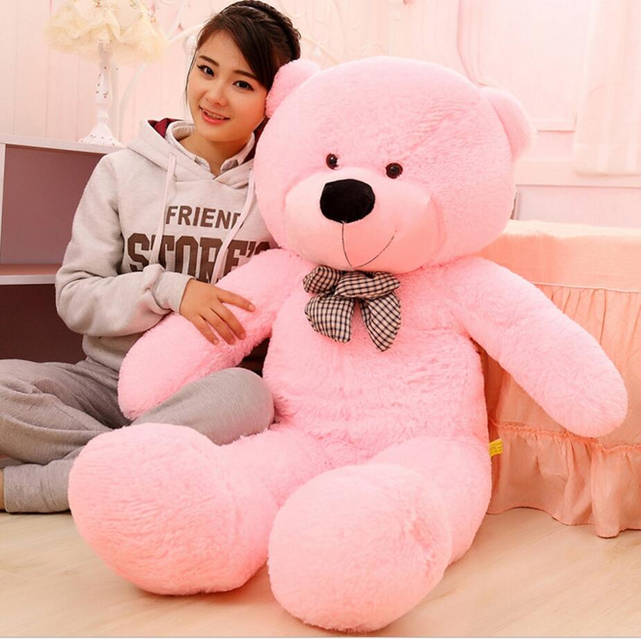 Kawaii 180CM Creative High Quality Teddy Bear Doll Plush Toy Plush Baby Doll toys For kids Birthday Gift Toys For Brinquedos new laptop keyboard for asus 0kn80 1120fr00 black windows 8 french layout