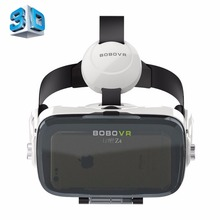 Xiaozhai BOBOVR Z4 VR BOX Universal Virtual Reality 3D Video Glasses with Headphone for 3.5 to 6.0 inch Smartphones