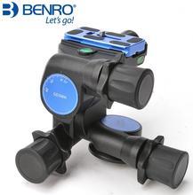 Benro Pro 3 способ Шестерни ed Шестерни Drive штативная голова GD3WH