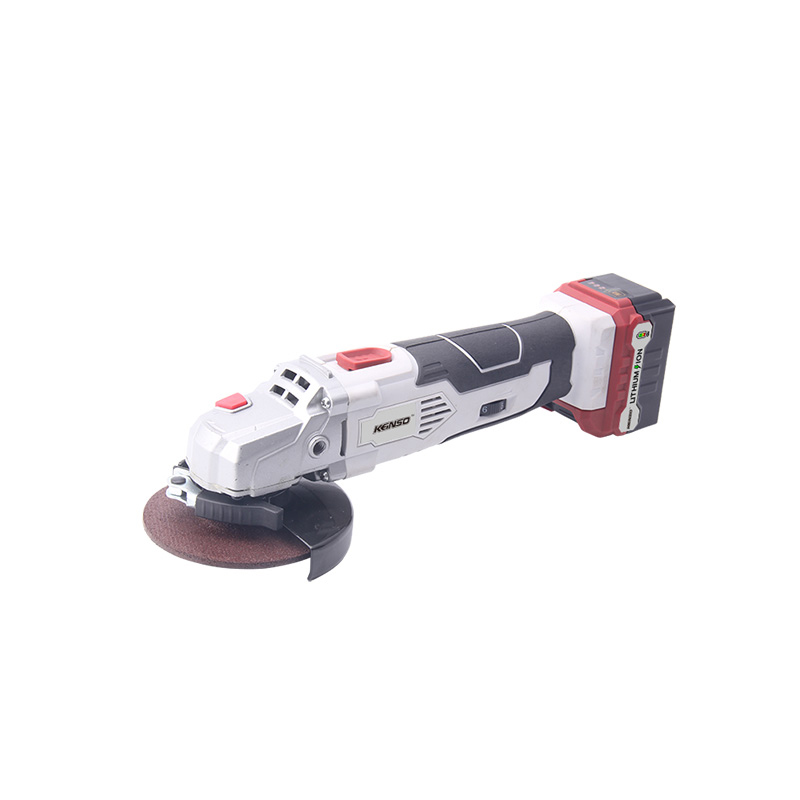Kenso Angle Grinder with 12V Lithium Battery Angular Power Tool cordless Cutting and grinding Machine hq 12v cordless die grinder 6 speed cordless mini grinder 5000 32000rpm 2pcs 12v battery 3 0mm chuck