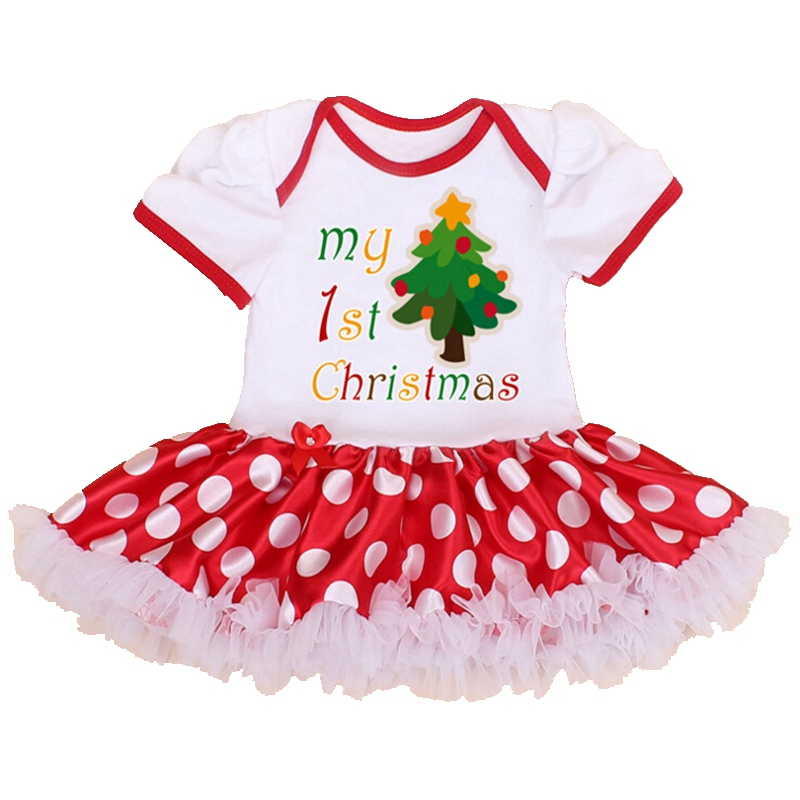Aliexpress.com : Buy My 1st Christmas Costumes for Kids Children ...