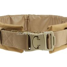 Loklode TACTICAL HUNTING DUTY BELT WITH WAIST PROTECTION PAD MUD-35102