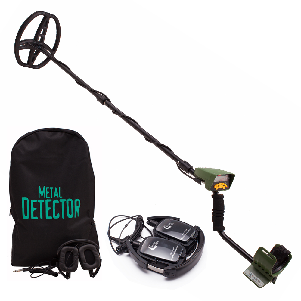 Russian Area Metal Detector Gold Search Detector Equipment Tool with Best Quality MD6350 Russian Green Color