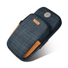 Xoomz ткани и искусственная кожа Портативный Спорт повязку сумка чехол для Универсальный держатель мобильного телефона Case deporte спортивные велосипедиста сумки