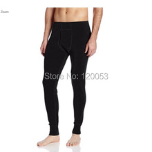 Heavy Quality 400GSM Interlock 100% Australia Merino Wool Under Pants, Merino Wool Baselayer Pants, Thermal Ski Wool Underwear