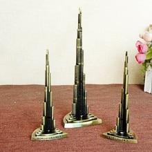 New Burj Khalifa Tower Dubai Building Middle East Dubai Tour Memorial Burj Khalifa Size desk decoration  christmas decorations цена