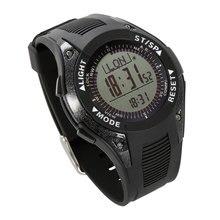 Original Sunroad Wasserdichten Outdoor-sportarten Smartwatch Männer Digital Höhenmesser Schrittzähler Thermometer Kompass FR8202 Uhr
