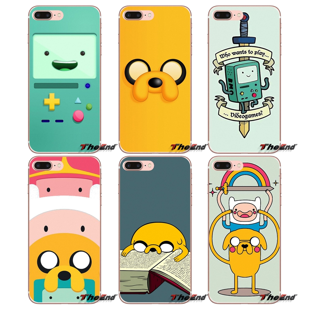 Jake And Fin Adventure Time 2 iphone case