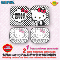 accessories Cartoon hellokitty  front  side window sunshade Foils Windshield Visor Cover UV Protect Car window Film KT226A