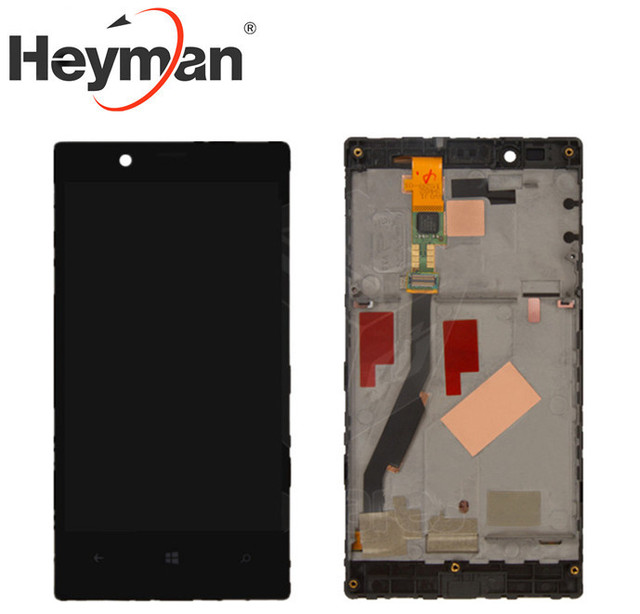 Heyman LCD Display Touch Screen Digitizer Glass Replacement with ...