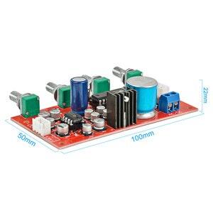 Image 3 - AIYIMA LM1036 Tone Board Bass Treble Balance Volume Control Adjustment NE5532 OP AMP HIFI Preamplifier Amplifier Single Power