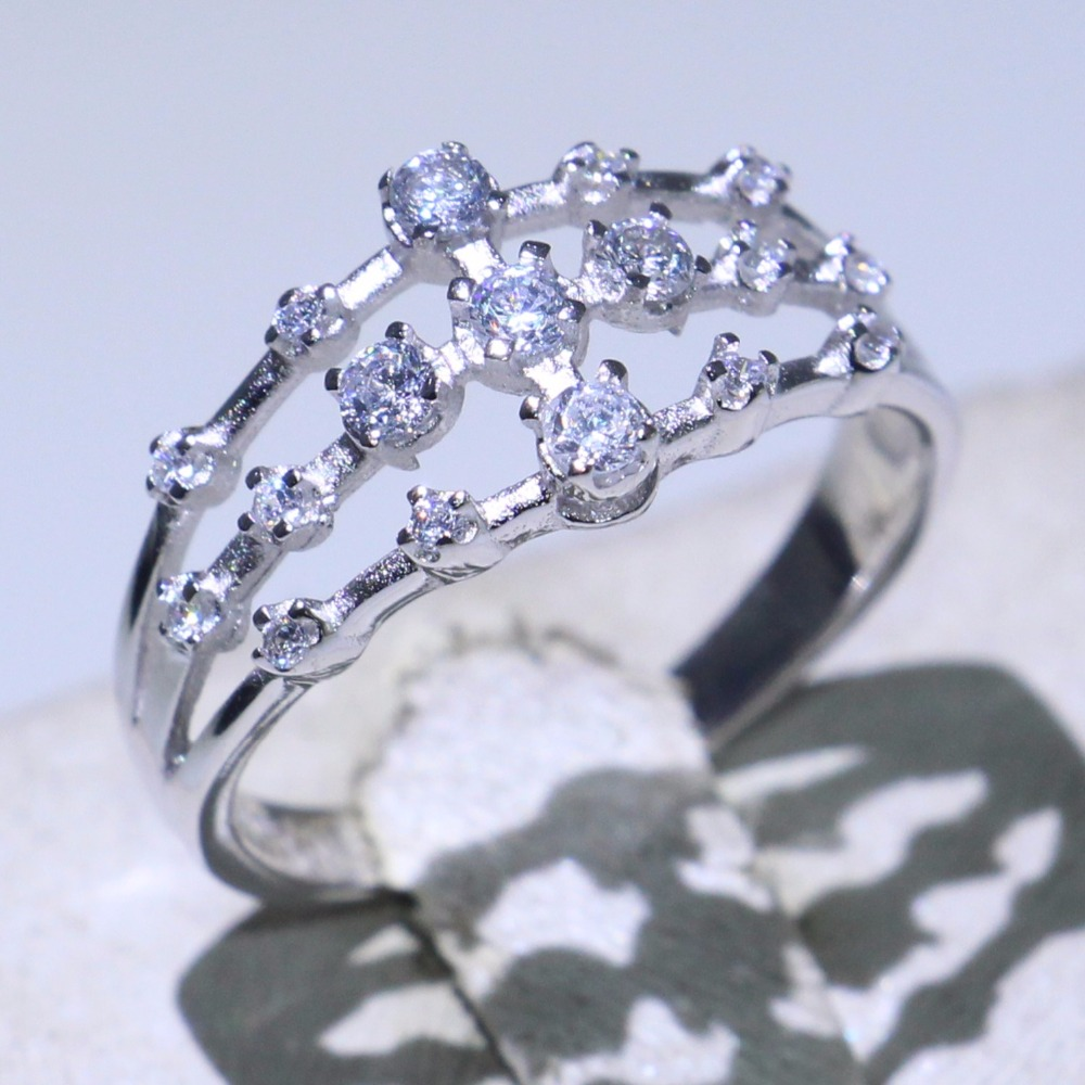 Many Stock choucong Brand New Luxury Jewelry Real 100% 925 Sterling Silver Bone Party AAA Zirconia Wedding Band Ring for WomenMany Stock choucong Brand New Luxury Jewelry Real 100% 925 Sterling Silver Bone Party AAA Zirconia Wedding Band Ring for Women