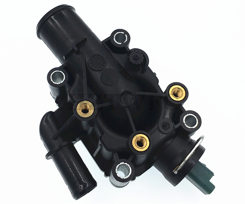 Nrpfell Car Engine Coolant Thermostat Housing 1336Z2 1336.Z2 for Bipper 206 207 1007 for C2 C3 for Fiorin Thermostats