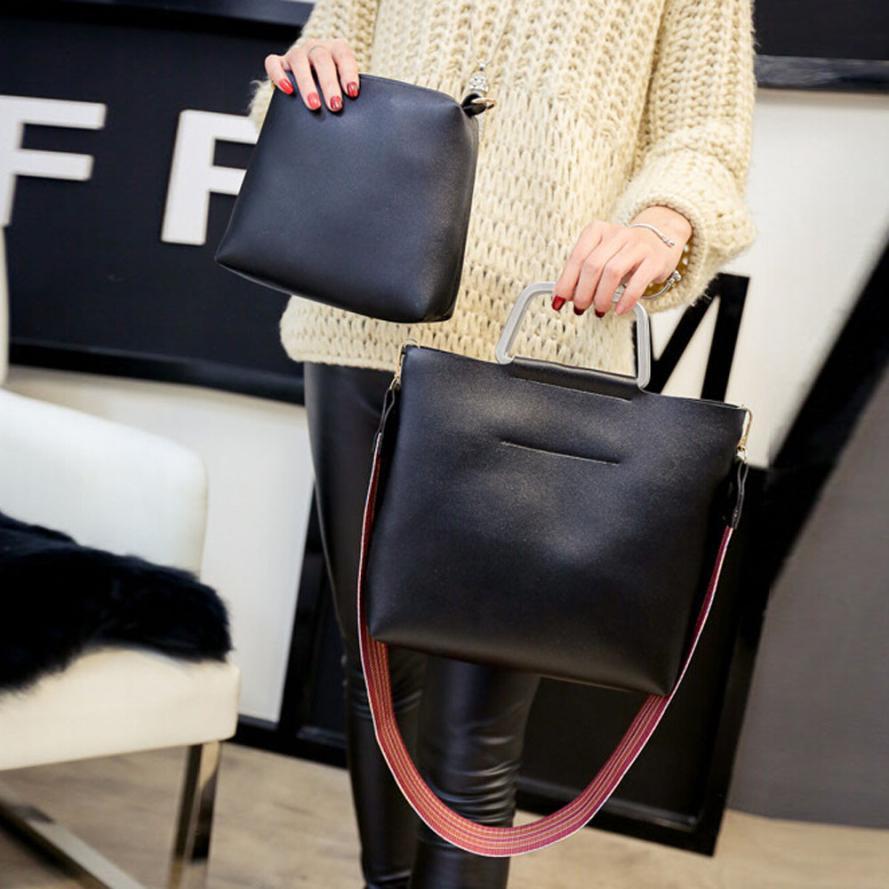 Molave Shoulder Bag new high quality leather fashion Two Piece Top Handle Fashion Messenger Bag shoulder bag women MAR9