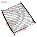 4 HooK Car Trunk Cargo Mesh Net Luggage For Lexus IS250 IS300 IS350 Rx300 Rx330 Rx350 Rx400h Rx450h LS430 LS460 LS600h
