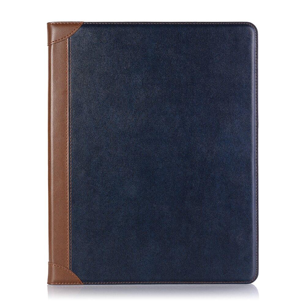 Capa De Couro Premium para iPad Da Apple Pro 12.9 2018 Caso com Suporte Do Lápis Caso da Vigília do Sono Inteligente para Novo iPad pro 12.9 A1876