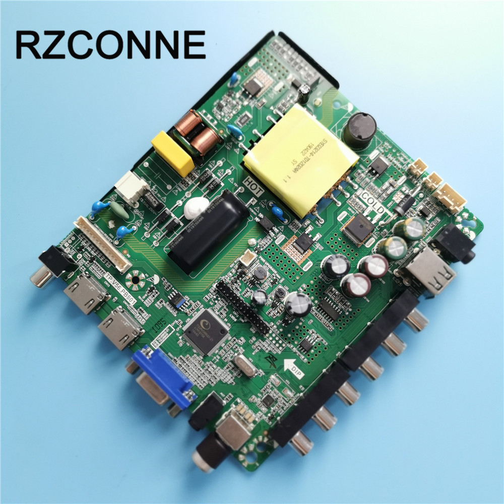 Driver Board For TP.V56.PB801/8503.PB801/SKR.801/ Three In One Board Compatible V56.PB726 With Remote Control 32-37inch