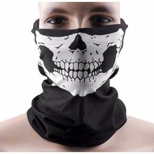 1Piece Motorcycle Face Windproof Mask Outdoor Sports Warm Ski Caps Bicyle Bike Balaclavas Scarf(China)