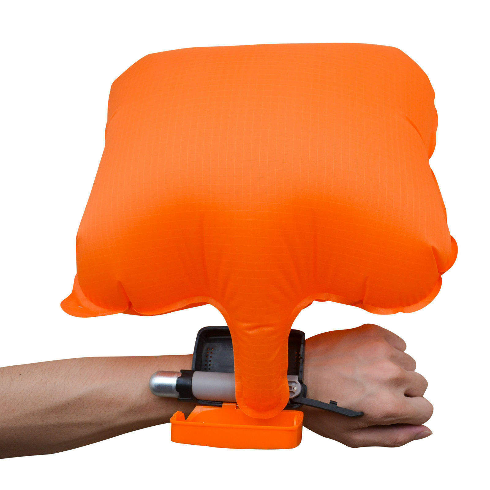Swimming Life Saving Anti Drowning Bracelet Portable Float Wristband With Inflatable Airbag